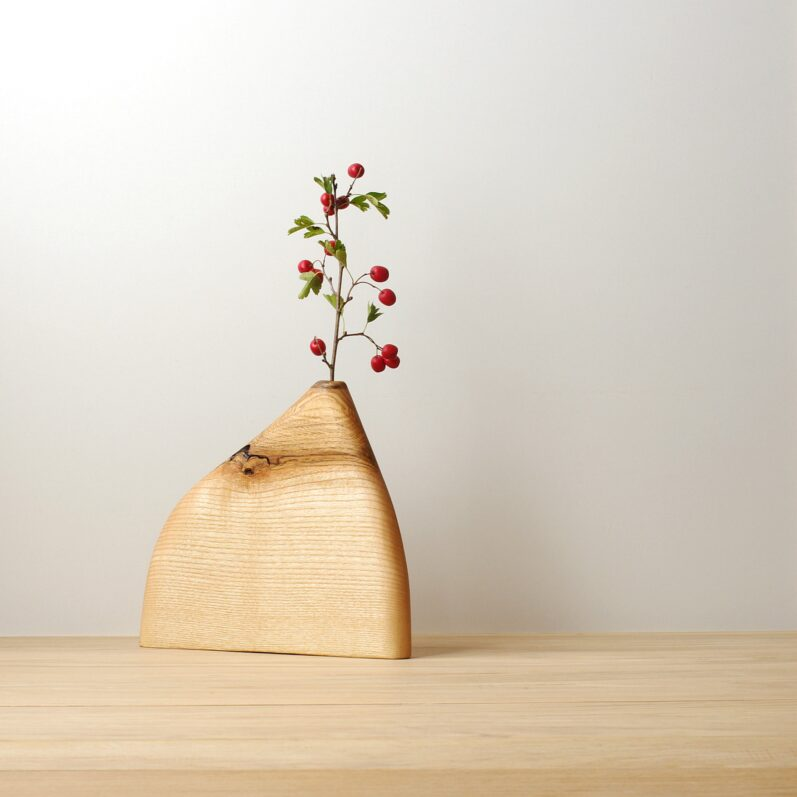 Windowsill Wooden Planter