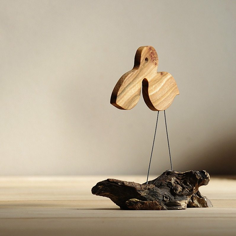 Elm Wood Pelican