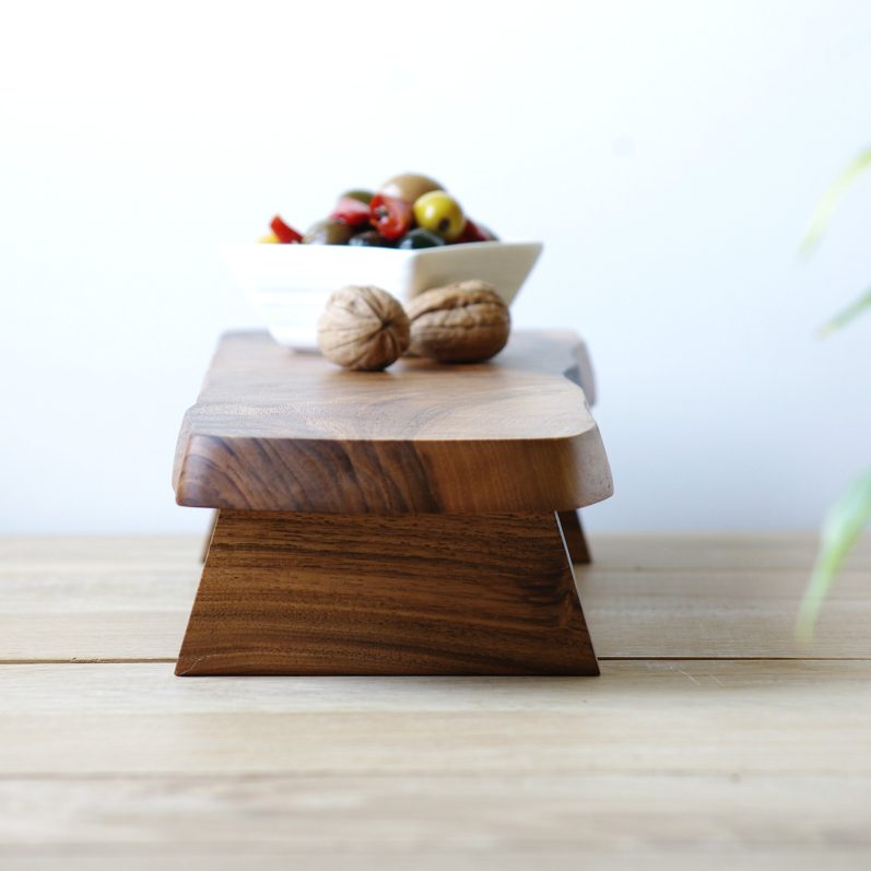 Cottage Style Cake Stand