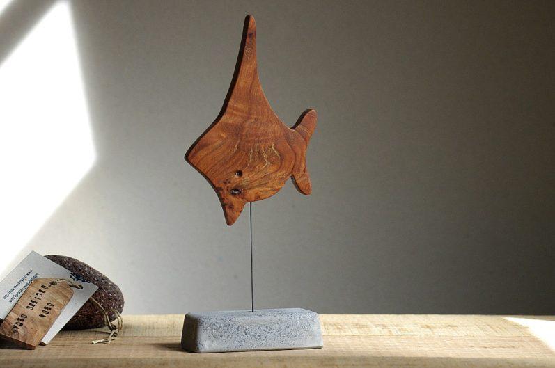 Killer Whale Figurine