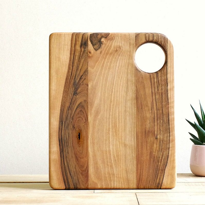 Asian Style Cutting Board