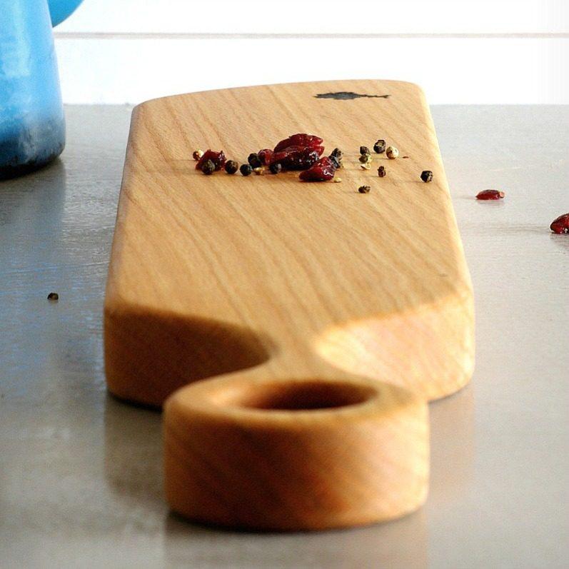 Heavy American Oak Tapas Plank