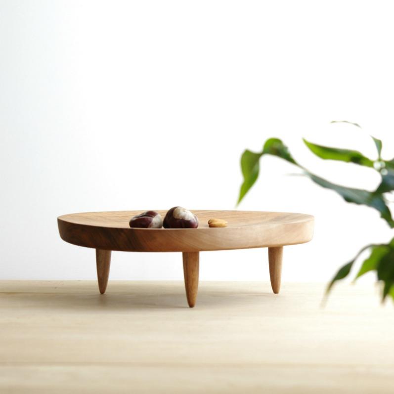 Wooden Fruit Platter